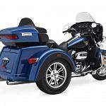Harley Davidson Tri Glide Ultra 2017 (2018)