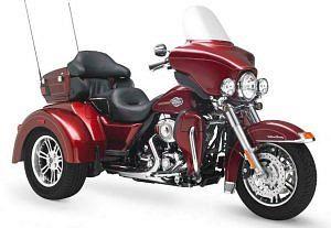 Harley-Davidson FLHTCUTG Tri Glide Ultra Classic (2011)