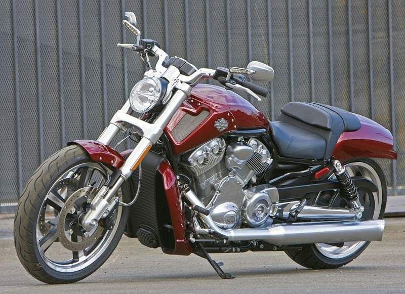 Harley Davidson VRSCF V-Rod Muscle (2009-10)
