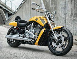 Harley Davidson VRSCF V-Rod Muscle (2011-12)