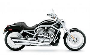 Harley Davidson VRSCA V (2004-05)