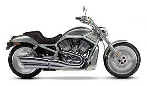 Harley Davidson VRSCA V-Rod (2002-03)