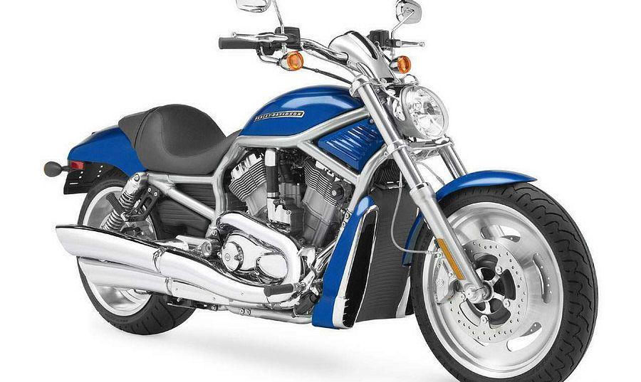 Harley Davidson VRSCAW/A V-Rod (2008)