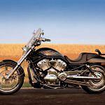 Harley Davidson VRSCB V-Rod (2004-05)