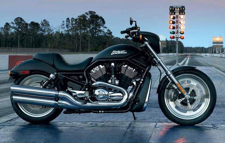 Harley Davidson VRSCD Night Rod (2006)