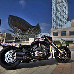 Harley Davidson VRSCX (2010)
