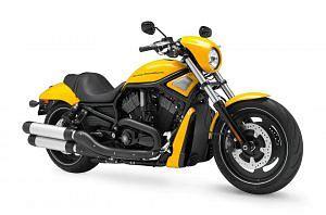 Harley Davidson VRSCX (2011)