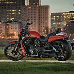 Harley Davidson VRSCX (2012)