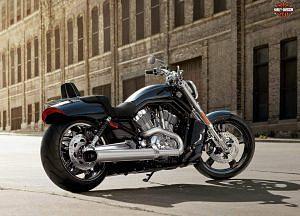 Harley Davidson VRSCF V-Rod Muscle (2013)