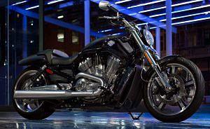 Harley Davidson VRSCF V-Rod Muscle (2014)