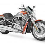 Harley Davidson VRSCX Screamin' Eagle/Vance & Hines NHRA Pro Stock (2007)