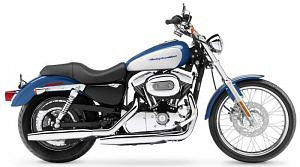 Harley Davidson XL 1200C Sportster Custom (2004-05)