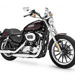 Harley Davidson XL 1200L Sportster Low (2010-11)