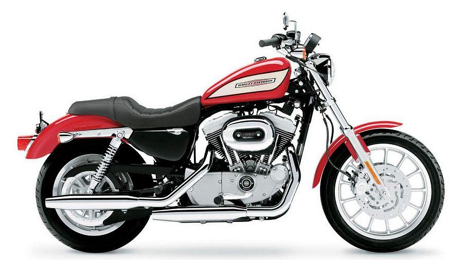Harley Davidson XL1200R Sportster Roadster (2004-05)