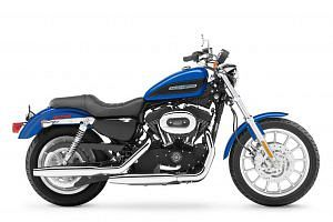 Harley Davidson XL1200R Sportster Roadster (2007-08)
