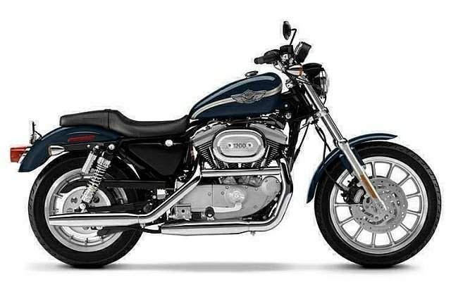 Harley Davidson XL 1200S Sportster Sport (2001)