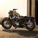 Harley Davidson XL1200 Forty-Eight (2013)