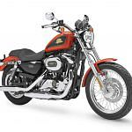 Harley Davidson XL 50 50th Anniversary Sportster Limited Edition (2007)