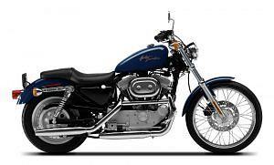 Harley Davidson XL 53C Sportster Cuustom (1998-03)