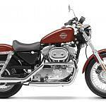 Harley Davidson XL 883 Sportster (2000-01)