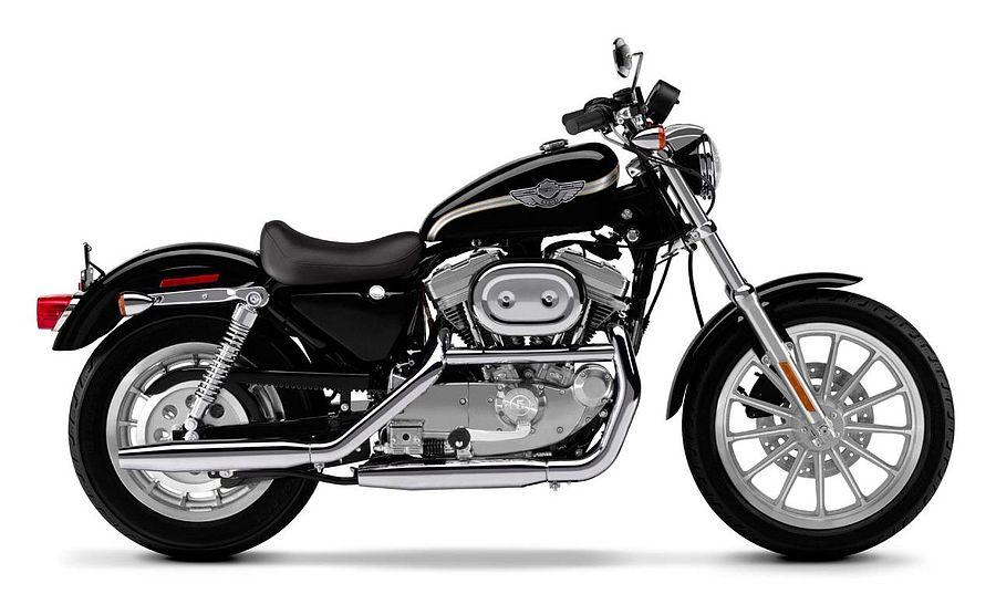 Harley Davidson XL 883 Sportster (2002-03)
