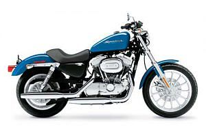 Harley Davidson XL 883 Sportster (2004-05)