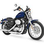 Harley Davidson XL 883L Sportster (2007-08)