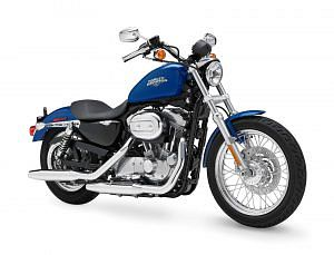 Harley Davidson XL 883L Sportster (2009-10)