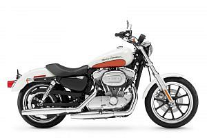Harley Davidson XL 883L Sportster SuperLow (2012)