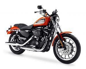 Harley Davidson XL 883R Sportster (2004-05)