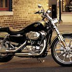 Harley Davidson XL1200C Sportster Custom (2006)