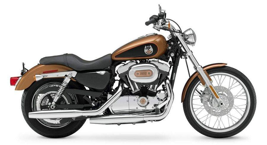 Harley Davidson XL 1200C Sportster Custom 105th Anniversary Edition (2008)