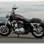 Harley Davidson XL1200C Custom Sportster (2013)