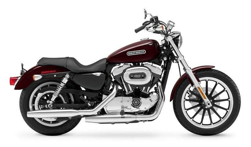 Harley Davidson XL 1200L Sportster Low (2008-09)