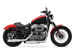 Harley Davidson XL 1200N Nightster (2009-10)