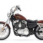 Harley Davidson XL 883L Sportster (2014-15)
