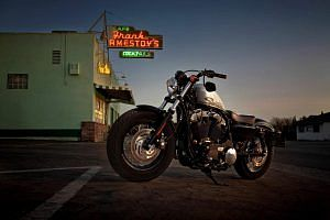 Harley Davidson XL1200 Forty-Eight (2011)