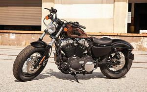 Harley Davidson XL1200 Forty-Eight (2014)