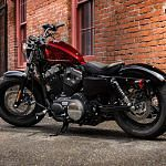 Harley Davidson XL1200 Forty-Eight (2015)