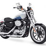 Harley Davidson XL 883L Sportster Super Low (2016-17)
