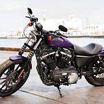 Harley Davidson XL 883N Iron (2016-17)