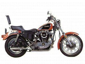 Harley Davidson XLH 1000 Sportster (1983-85)