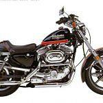 Harley Davidson XLH 1100 Sportster Evolution 30th Anniversary (1987)
