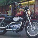 Harley Davidson XLH 1200 Sportster (1991-94)