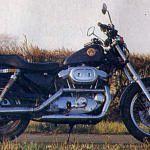 Harley Davidson XLH 883 Sportster (1991-95)