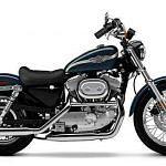 Harley Davidson XLH 883 Sportster Hugger (1999-00)