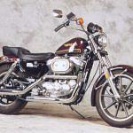 Harley Davidson XLH 1100 Sportster Evolution (1986-87)