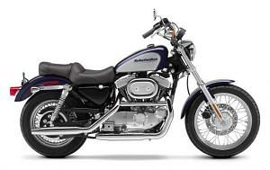 Harley Davidson XL 1200C Sportster Custom (1995-98)