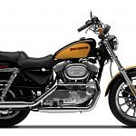 Harley Davidson XLH 1200 Sportster (1999-02)