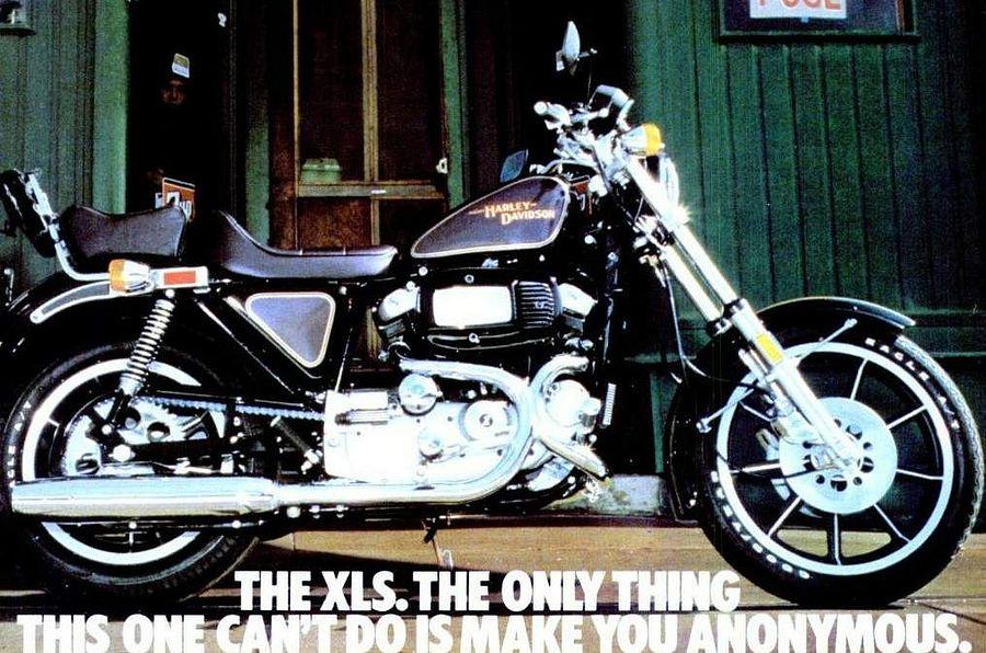 Harley Davidson XLS 1000 Roadster (1979-85)